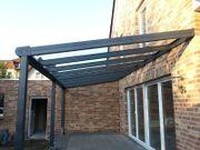 Terrassenüberdachung Carport Sommergarten aus Aluminium