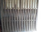 2 Sichtschutz-Zaun-