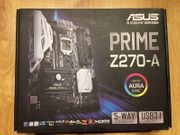 Asus Prime Z270-A Gaming Mainboard