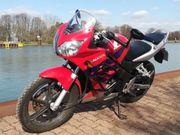 Motorrad Honda CBR 125 Leichtkraftrad