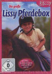 Die große Lissy Pferdebox tolle