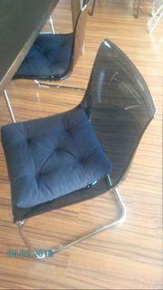 2 neuwertige Ikea Stühle zum
