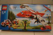 LEGO Set 4209 Feuerwehr Löschflugzeut