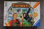 Tiptoi Ravensburger Spiel Abenteuer Tierwelt -