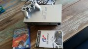 Playstation 2 Silver Edition