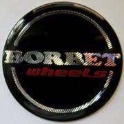 BORBET WHEELS - Emblem