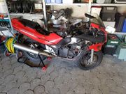 Unfall Suzuki RF600 zum Ausschlachten
