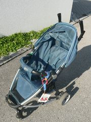 Buggy Moon Kiss blau Petrol