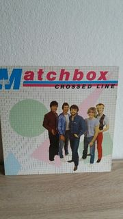 Matchbox Crossed Line LP
