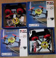 Ersatzteile für Reely Minicopter MC120