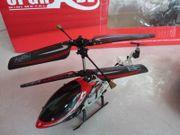 R C Mini Helikopter rot