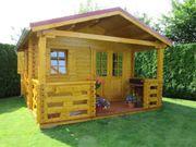Das Gartenhaus für