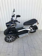 Doohan iTank Elektro Scooter Dreirad