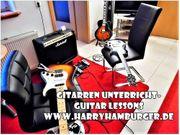 Gitarren Unterricht von Profi Gitarrist