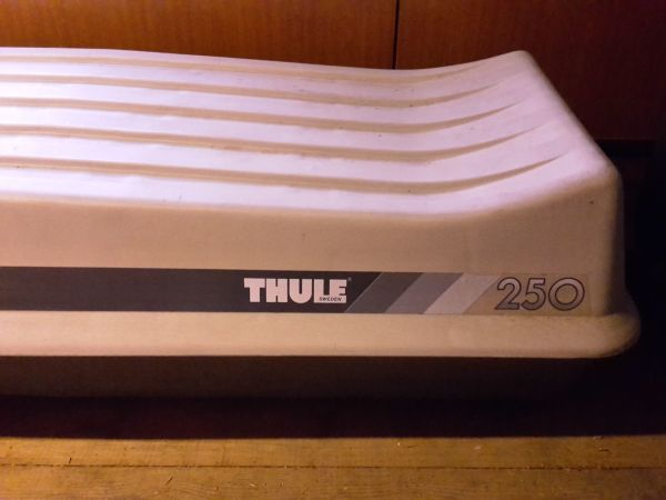 Jetbag Thule 250 » Fahrrad-, Dachgepäckträger, Dachboxen