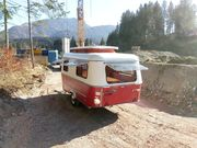 Eriba Triton Wohnwagen