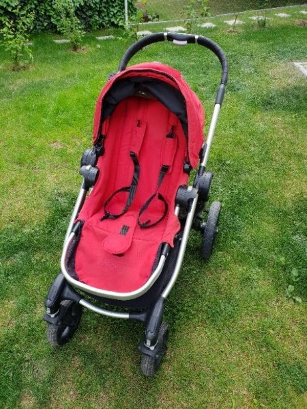 Kinderwagen Baby Jogger City Select