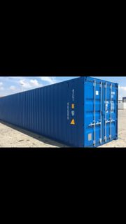 Suche Lager Container See Container