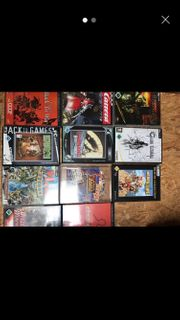 10 Pc Games 1 PS2