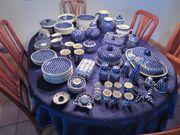 Bunzlau Keramik Geschirr