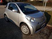 Toyota iQ der kleinste 4