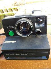 Polaroid Sofortbildcamara an Sammler