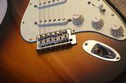 Fender Squier Stratocaster inklusive Verstärker