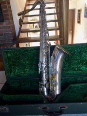 Tenor-Saxophon Julius Keilwerth The New