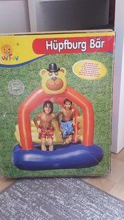 Hüpfburg Bär Neu Kinder Spielzeug