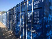 Lager Container für