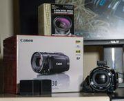 Canon Legria HF S30 Camcorder