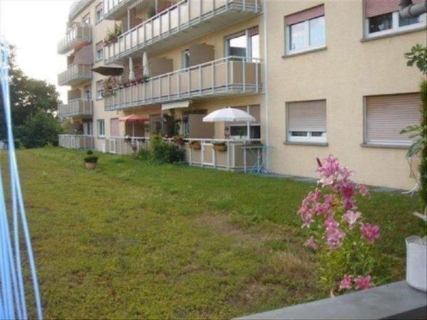 3 Zimmer Wohnung 75 M² Mit Terrasse Und Garten In Mühlheim
