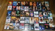 Verschiedene DVDs zu