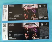 2 X Metallica Tickets für