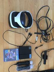 PS 4 VR Brille einschl