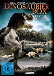 Dinosaurier Box - Giganten