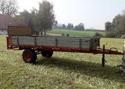 Einachsanhänger landwirtschaftlicher Anhänger Holzanhänger