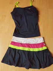 Nike Tennisrock und Oberteil Gr