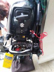 Aussenborder Suzuki 15S