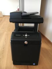 Multifunktionsdrucker Laser Farbe von DELL