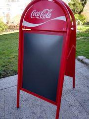Coca Cola Aufsteller