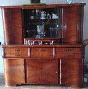 Omas Küchenbuffet - 2tlg alter Küchenschrank