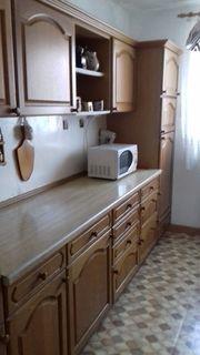 Einbauküche/2 Küchenzeilen