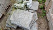 Granit Granitplatten Gehwegplatten