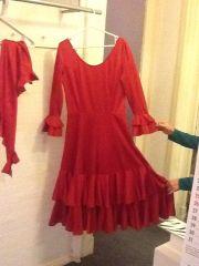 Flamenco Tanzbekleidung