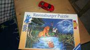 Puzzle König der