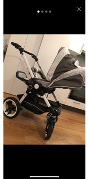 Teutonia Be You Kinderwagen mit