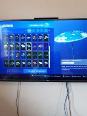 Fortnite Account mit Galaxy und