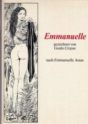 Emmanuelle Crepax Guido Buch Comic
