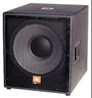 JBL MPro 418S -